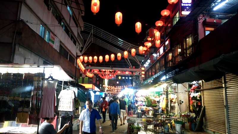 La -pequeña- ChinaToen de Kuala